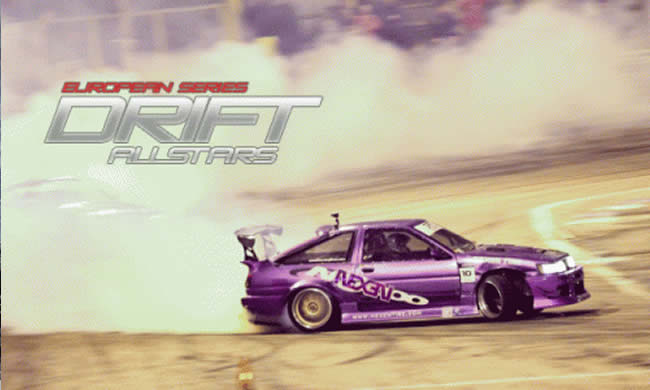 El Team Nexen Tire Europe domina la primera fecha del Drift Allstars Europe