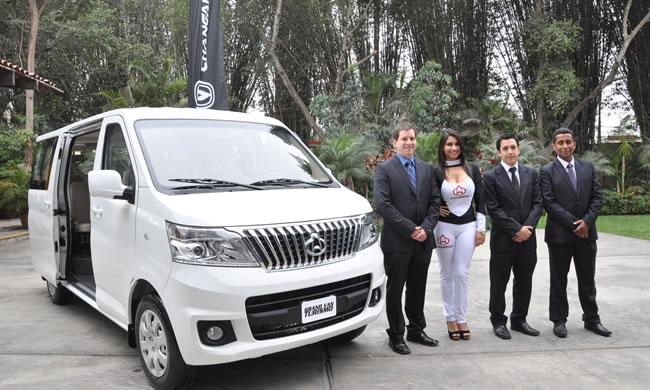 b2ec70f363892 Mayor espacio y comodidad con la nueva Grand Van Turismo de Changan ...
