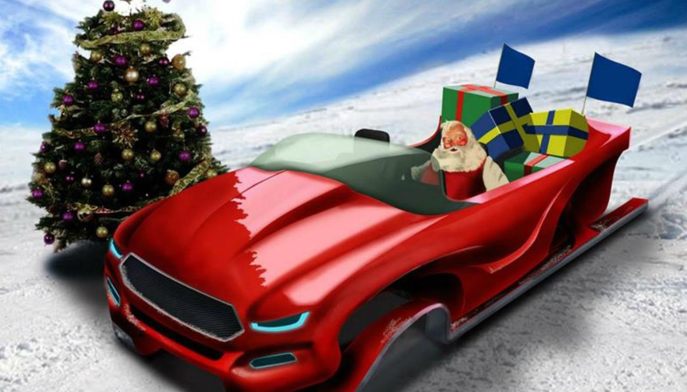 Querido Santa Estos Son Los Autos Que Quiero Por Navidad Nitro Pe