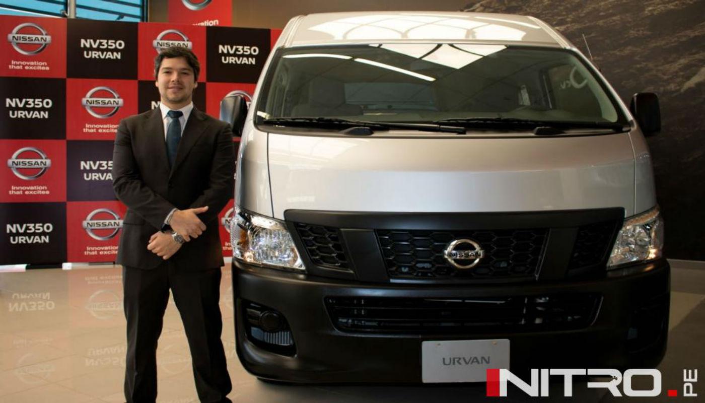 Nissan NV350-Urvan 2017: La nueva joya de Nissan -   NITRO.PE