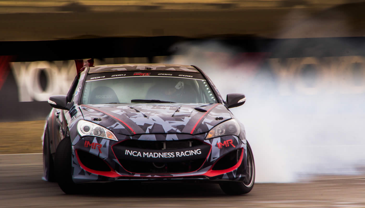 Regresa el drifting a La Chutana con Car Wash