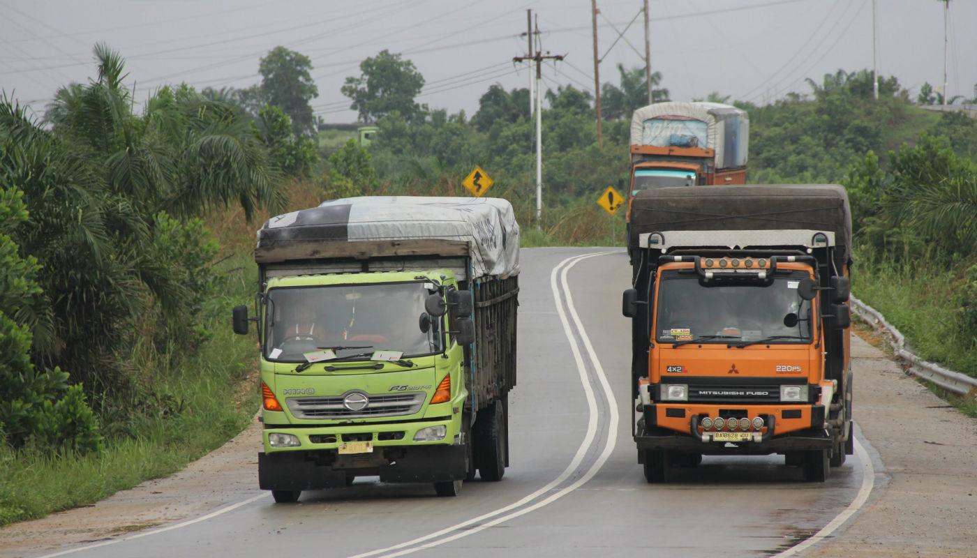 Camiones  Ventas Igualadas Entre Hino Y Fuso