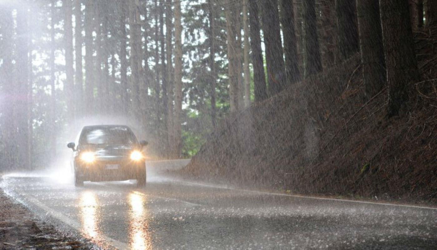 Cinco formas de protegernos de la llovizna