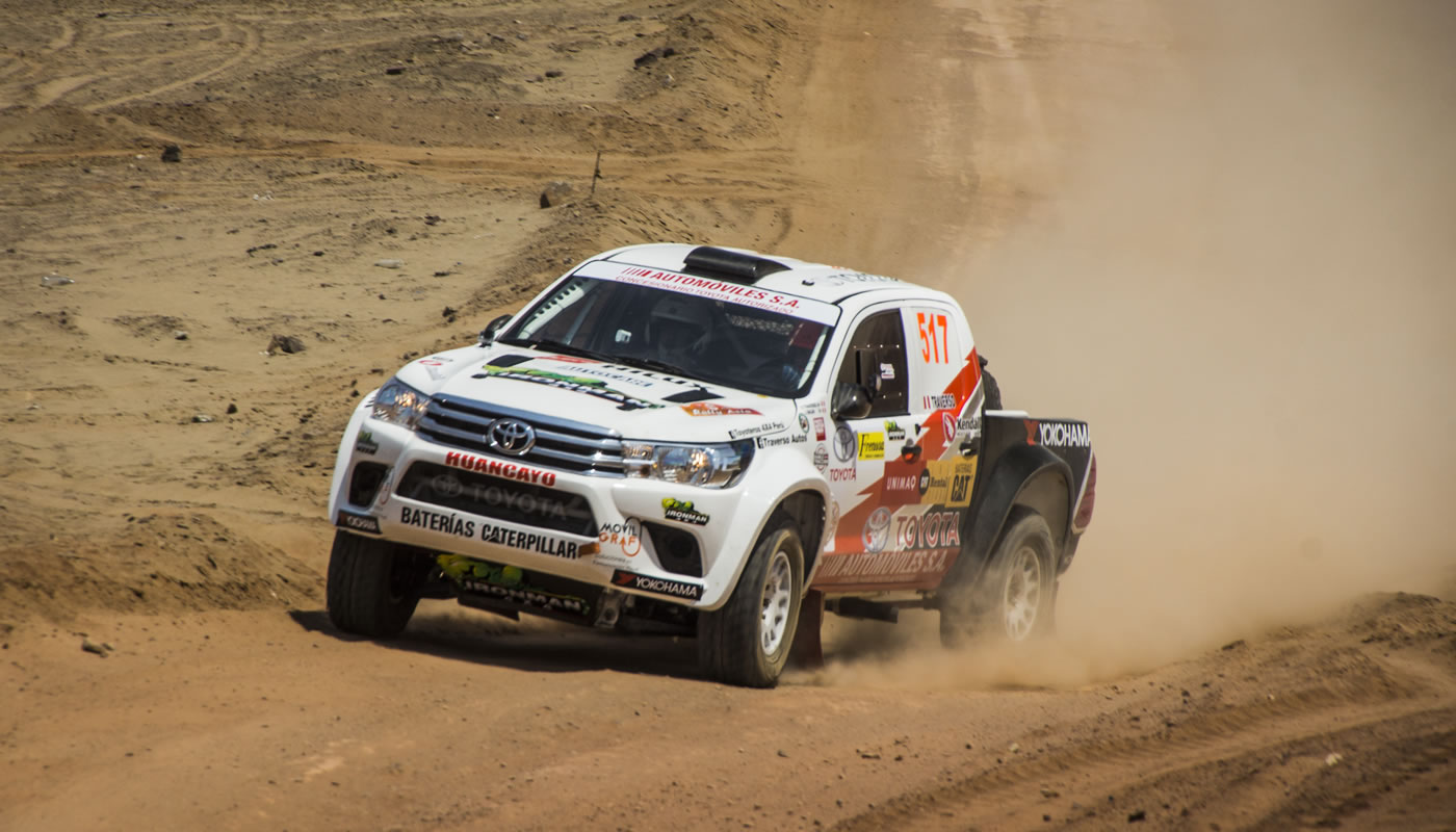Campeonatos de rally entran en su recta final