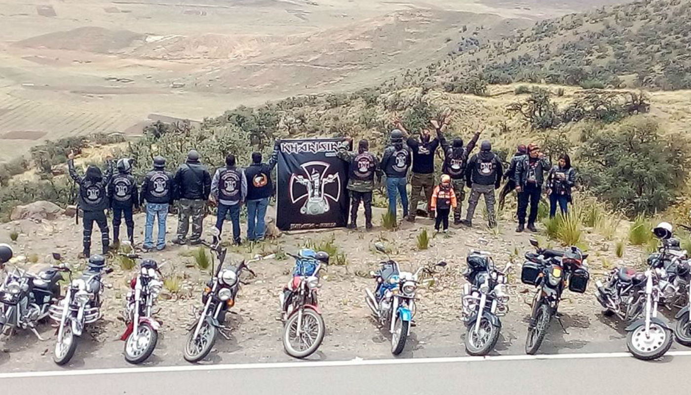 Comunidad chopper