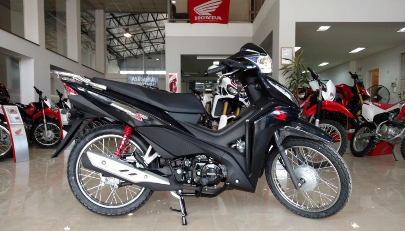 Honda Wave 110S: La moto más vendida en 2017 en el Perú