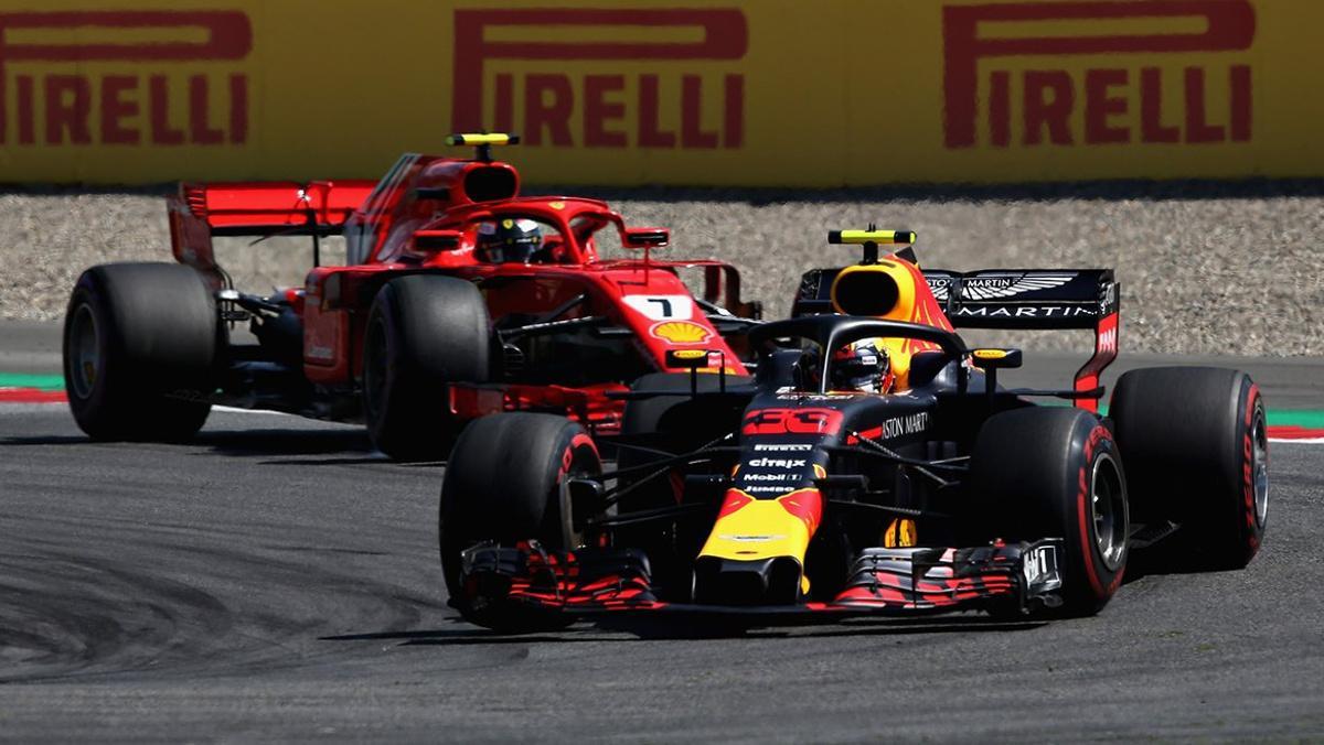 Fórmula 1: Icónico triunfo de Verstappen en la casa de Red Bull ...