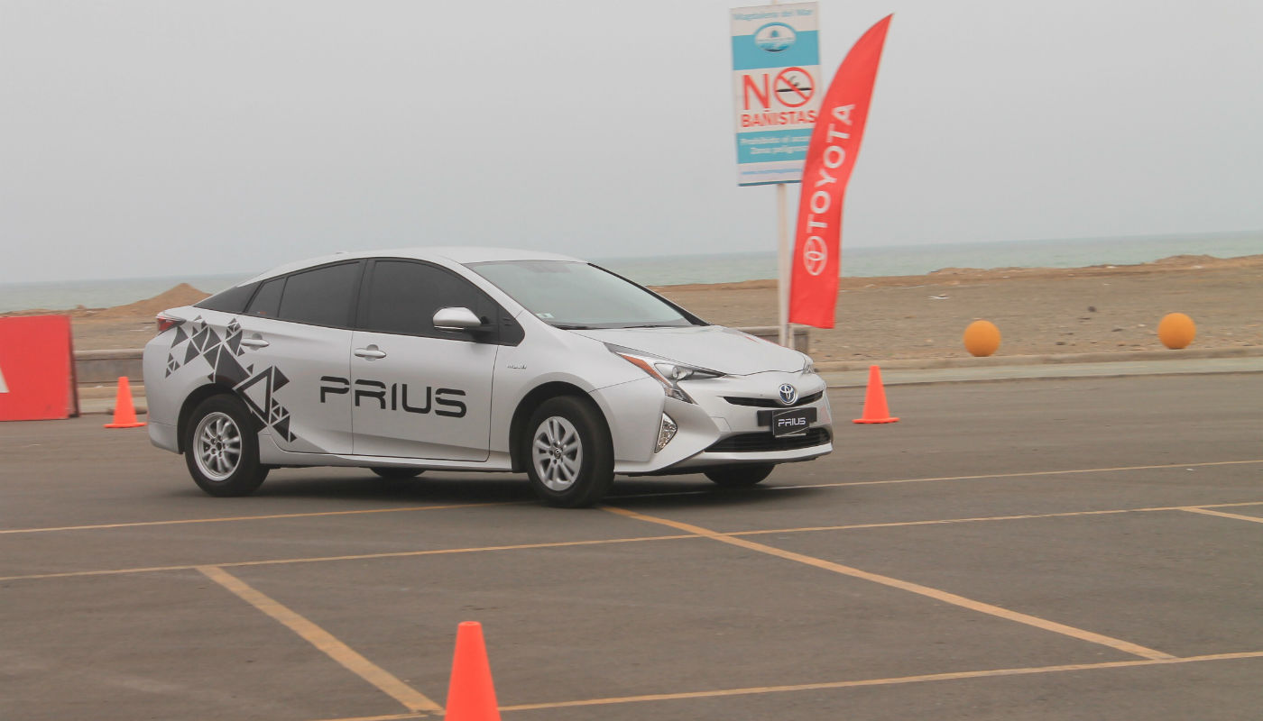 Toyota Hybrid Experience