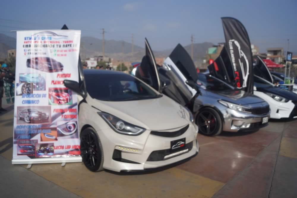 Exhibición Tuning