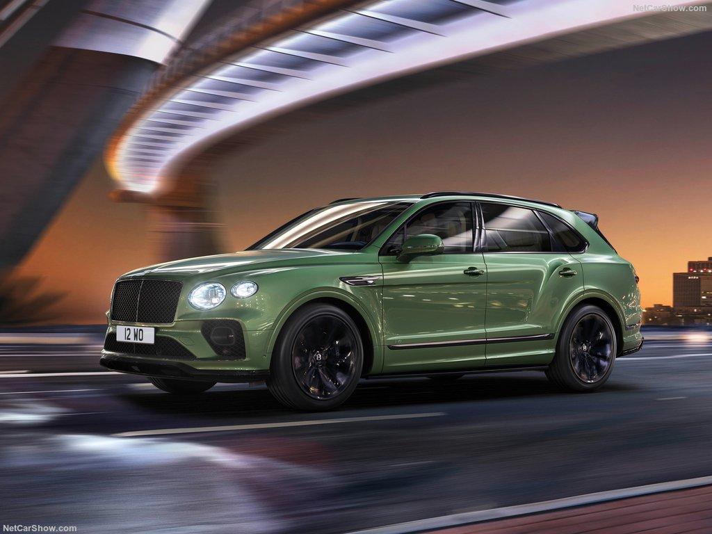 Bentley Bentayga 2021 Todo Un Lujo Internacional