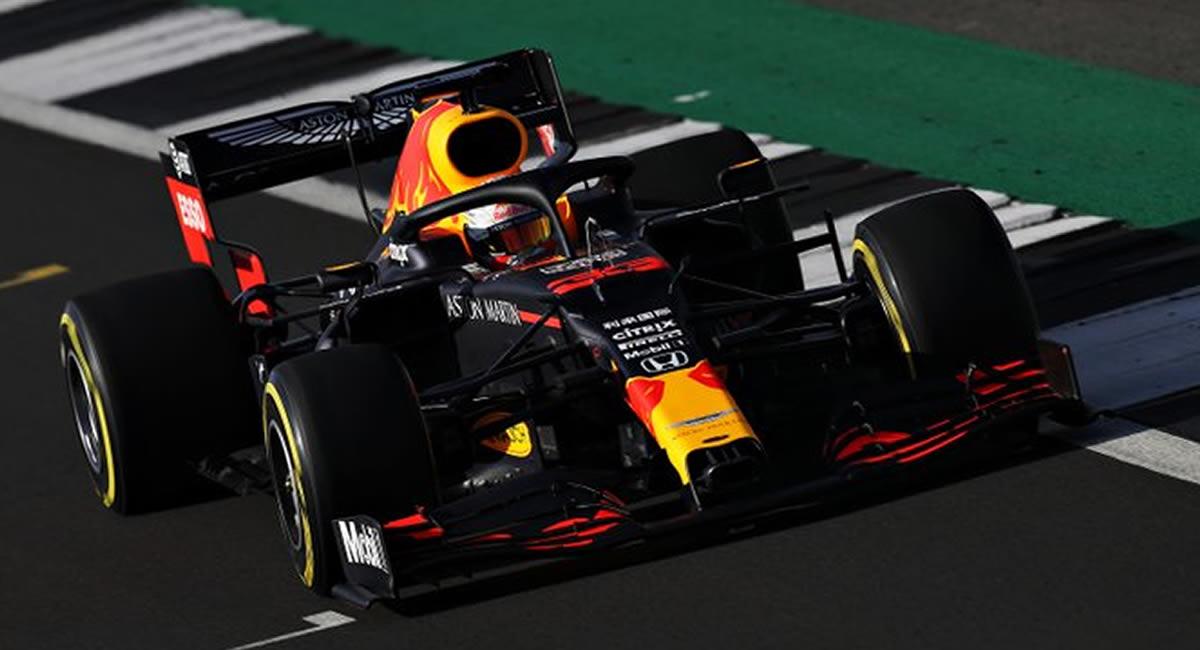 Formula 1 Max Verstappen Presento El Nuevo Rb16 De Red Bull